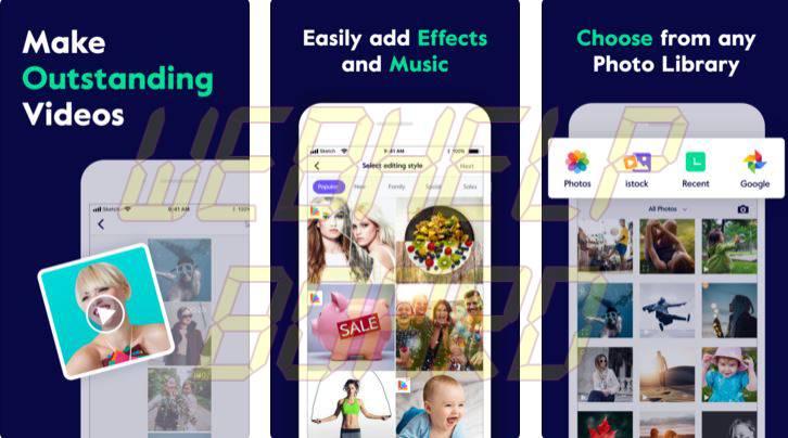 Magisto Video Editor app