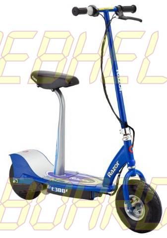 Navaja E300S Scooter eléctrico sentado