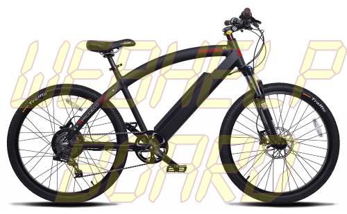 ProdecoTech Phantom Electic Bikes