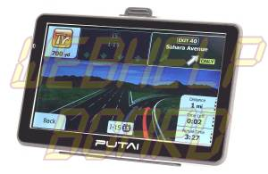 Putai GPS Navigation for Car and Truck