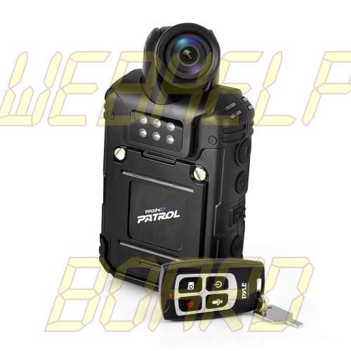 Pyle Compact Body Camera
