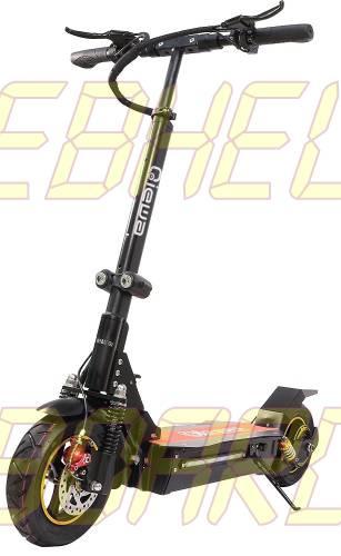 QIEWA Q1 Hummer Electric Scooter