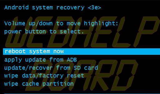 reboot-android-system