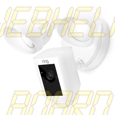 Ring Floodlight Motion-Activated HD Security Camera