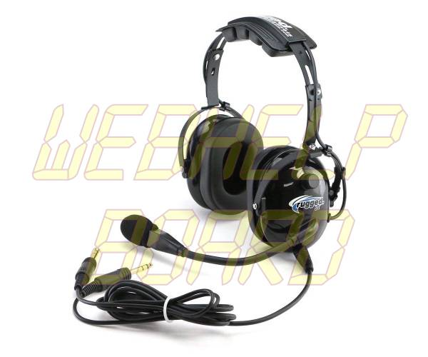 Rugged Air RA200 General Aviation Pilot Headset