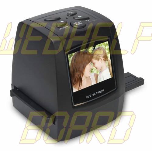 Rybozen 22MP All-In-1 Film & Slide Scanner