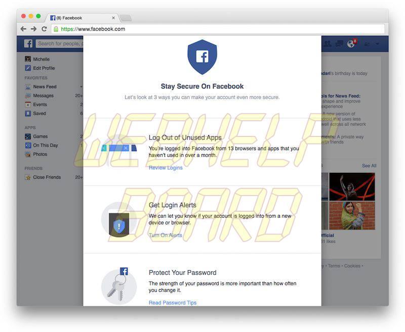 Seis consejos para mantener tu Facebook limpio, seguro y privado