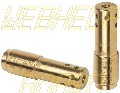 SightMark 9mm Lugar Laser Boresight