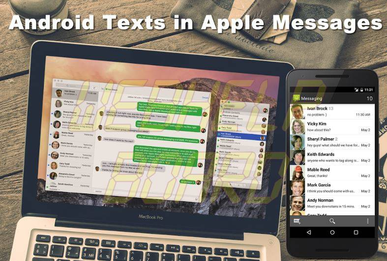 SMS for iMessage App
