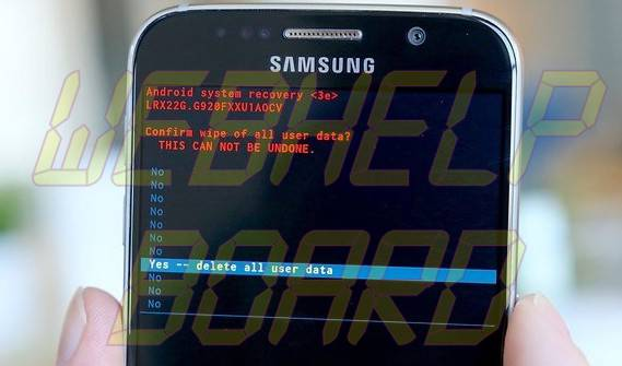 Solutions to an Android stuck in Recovery Mode