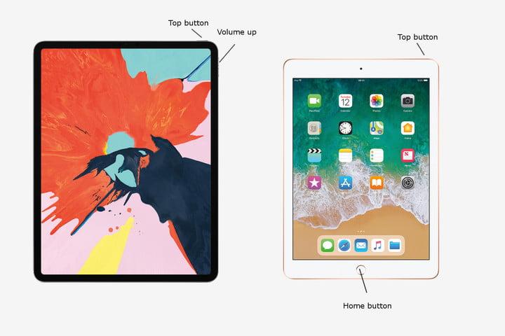 Cómo tomar una captura de pantalla en un iPad