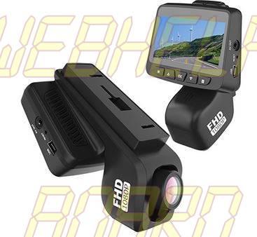The Hicober Surveillance Dash Cam