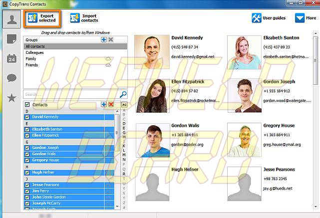 transfer-contacts-from-iphone-using-copytrans-tool-2
