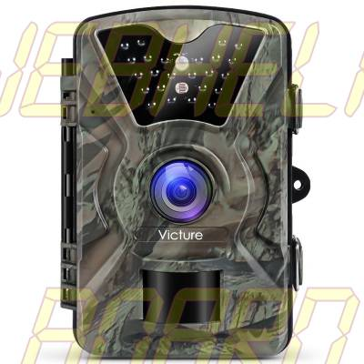 Victure Motion Activated Night Vision Trail Camera