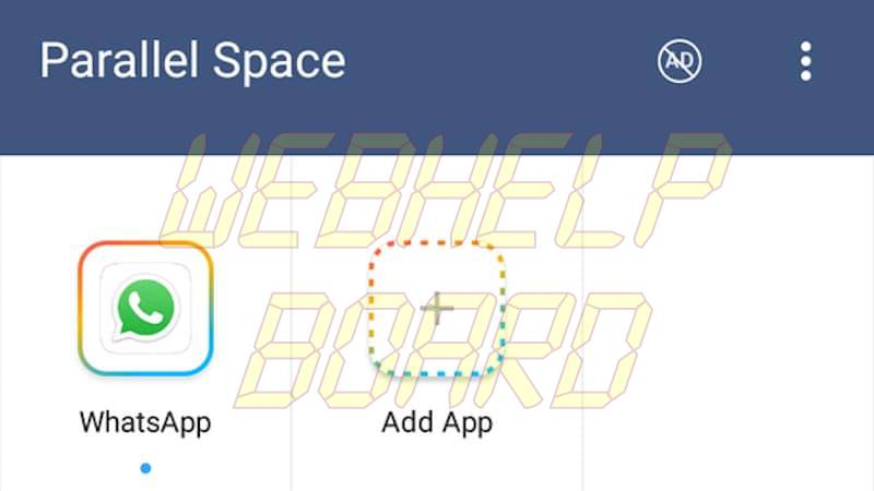 whatsapp espacio paralelo Whatsapp