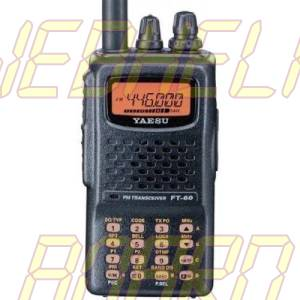 Yaesu FT-60R Dual Band Handheld Radio Transciever