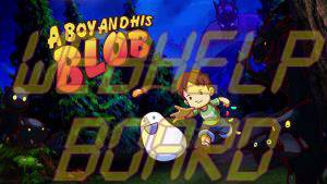 A Boy and His Blob - iOS Game