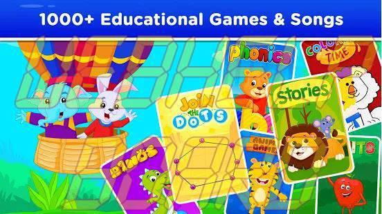 ABC Games for Kids, Nursery Rhymes & Baby Songs app