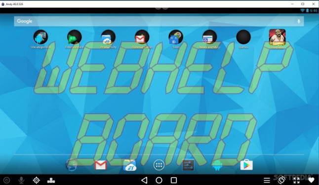 Andyroid Android Android Emulator