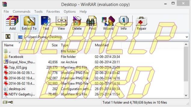 Cómo abrir archivos RAR y ZIP en un PC, Mac o dispositivo móvil
