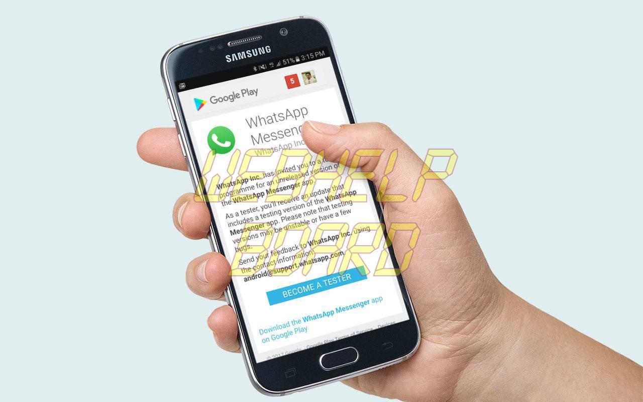Cómo descargar WhatsApp Beta en Android