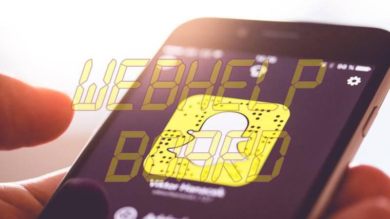 Cómo eliminar su cuenta de Snapchat