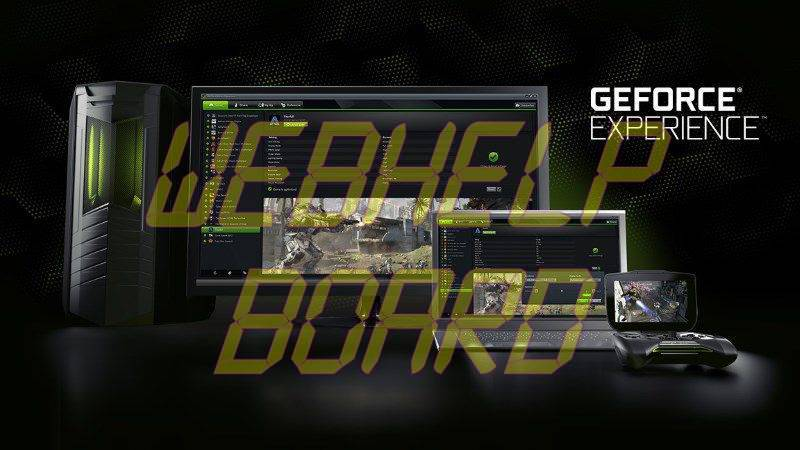 Cómo grabar juegos con GeForce Experience