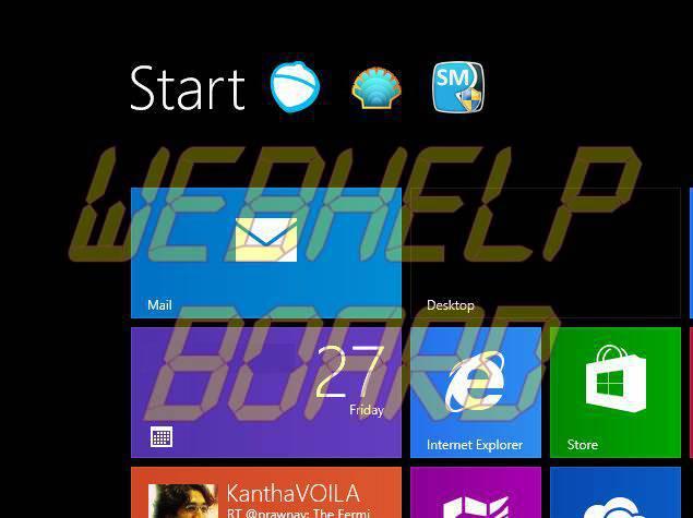 Cómo obtener el botón de inicio en Windows 8