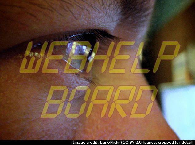 Cómo prevenir la distensión ocular al usar una computadora
