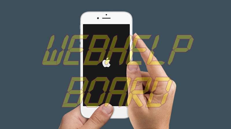 Cómo reiniciar o reiniciar un iPhone o iPad