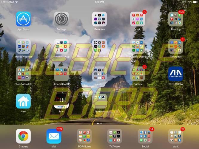 iPad-App-Folders