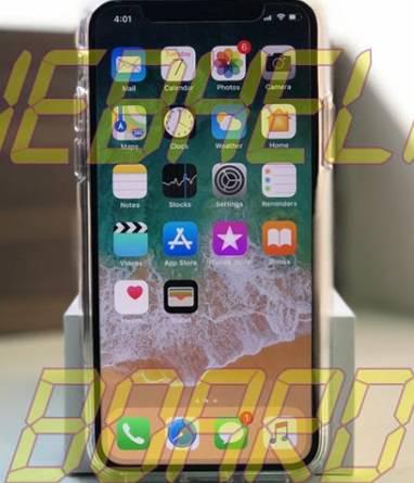 iPhone-X-Screen-burn-in