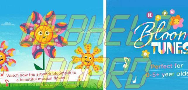 Kapu Bloom Tunes app
