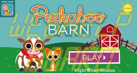 Peekaboo Barn app