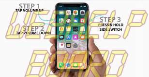Touchscreen-Issues-Restart-iPhone-X