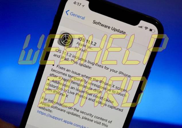 Touchscreen-Issues-Update-iOS-iPhone-X