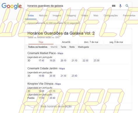 3 - Dica: Dê um Google para basicamente qualquer coisa