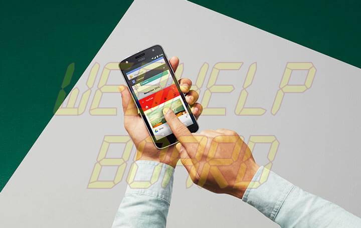 Android 7.0 Nougat Lenovo Motorola - Dica: recupere arquivos apagados do Android