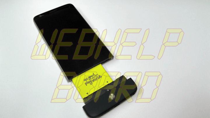 LG G5 SE 720x405 - Tutorial: como remover a bateria e trocar os módulos do LG G5 SE