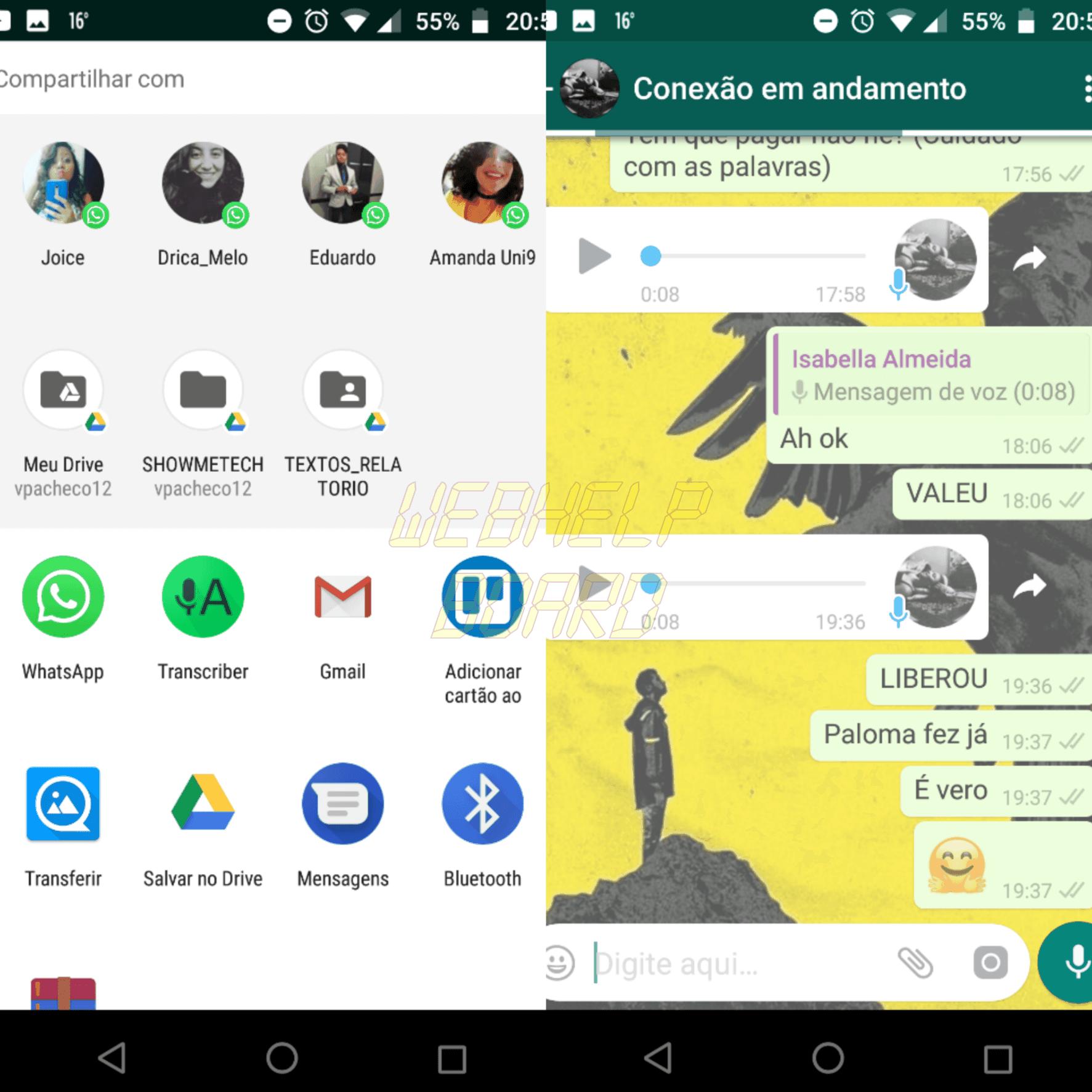 PicsArt 07 13 09.09.10 - WhatsApp: saiba como converter as mensagens de áudio para texto