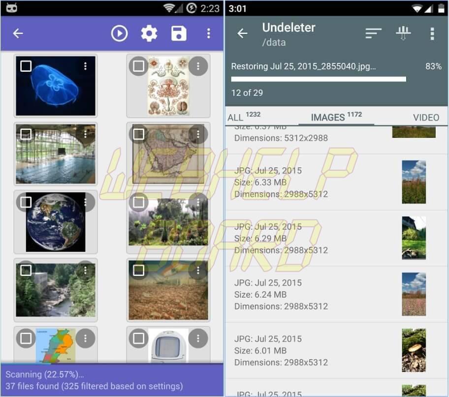 Untitled 1 - Dica: recupere arquivos apagados do Android