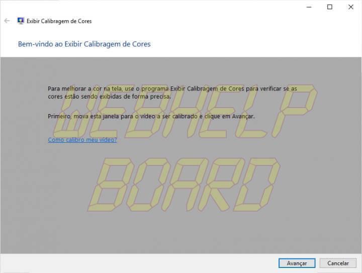calibrar 720x543 - Como usar vários monitores juntos no Windows 10