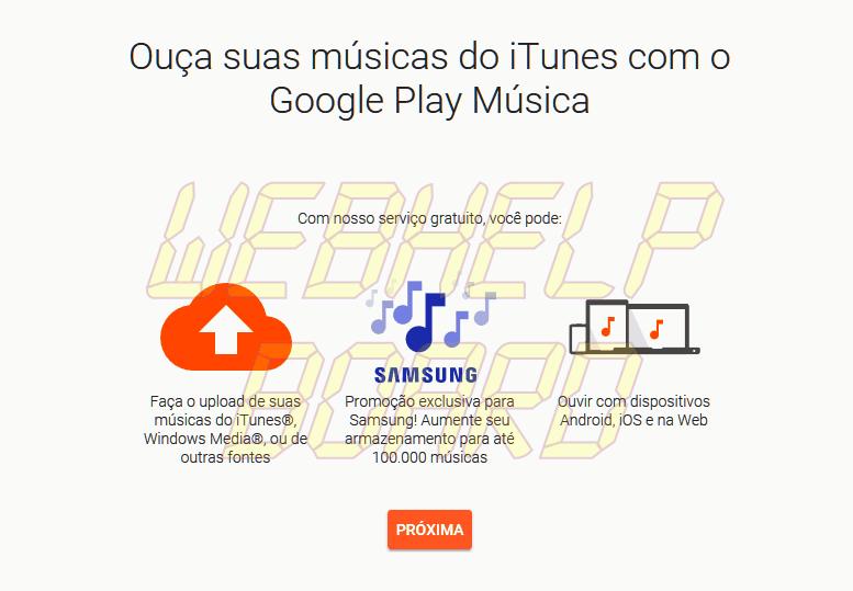 google play music gratis - Como usar o Google Play Music para tocar música de graça