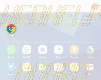 img4 - Tab S3: confira apps essenciais e como usar dois aplicativos ao mesmo tempo