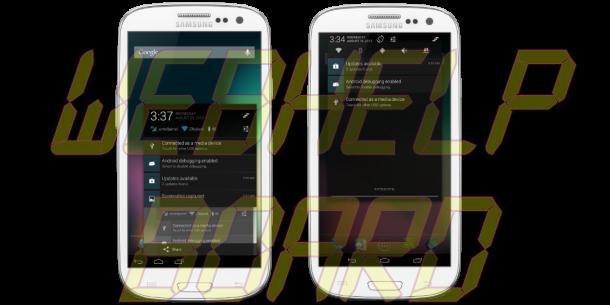 Galaxy SIII ParanoidAndroid 610x305 - Tutorial: ROM ParanoidAndroid para o Galaxy SIII (Jelly Bean)