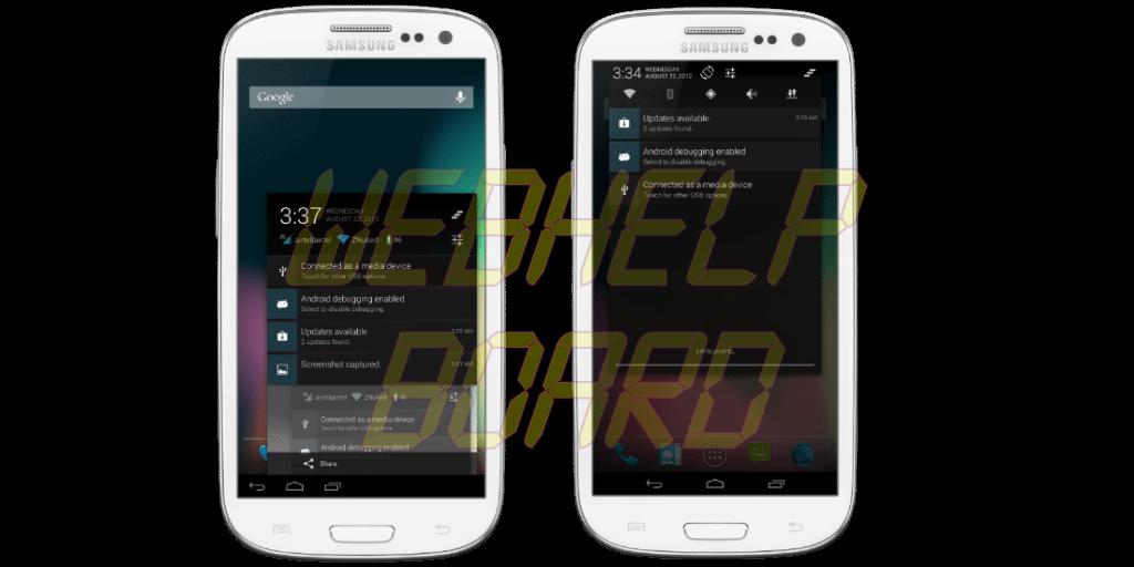 Galaxy SIII ParanoidAndroid - Tutorial: ROM ParanoidAndroid para o Galaxy SIII (Jelly Bean)