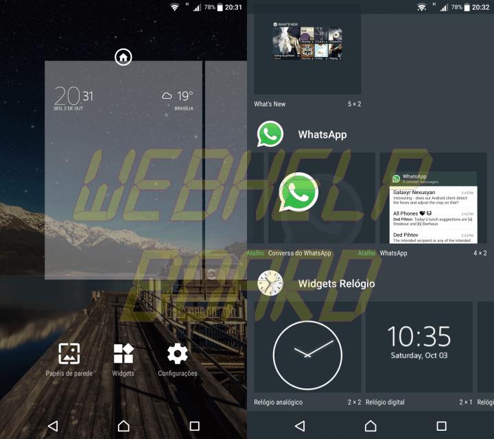 WHATSAPP 2 720x640 - Tutorial: aprenda a ler suas mensagens sem abrir o Whatsapp