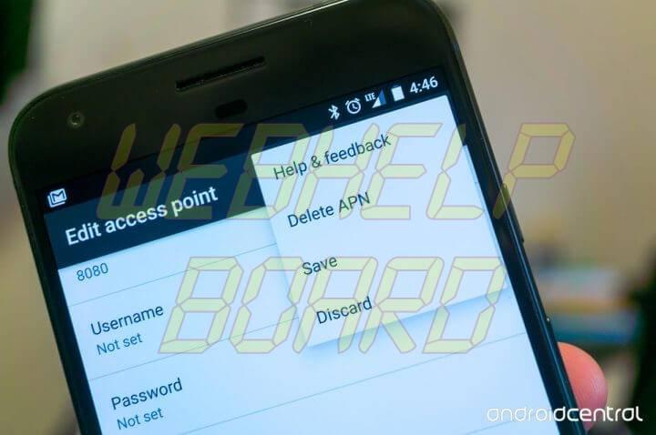 apn settings pixelxl mint 4 720x478 - Tutorial: configurar a internet 3G, 4G, 4GMax da Claro (APN)