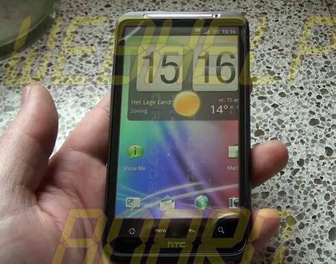 desire hd sensation - HTC Desire HD com a nova Sense 3.0 UI (informações e download)