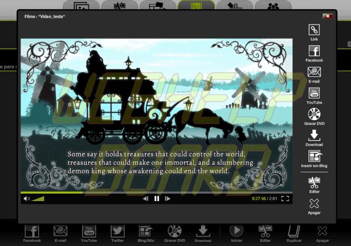 fdfggggg 720x504 - Review: Kizoa, o editor de vídeos disponível em qualquer lugar